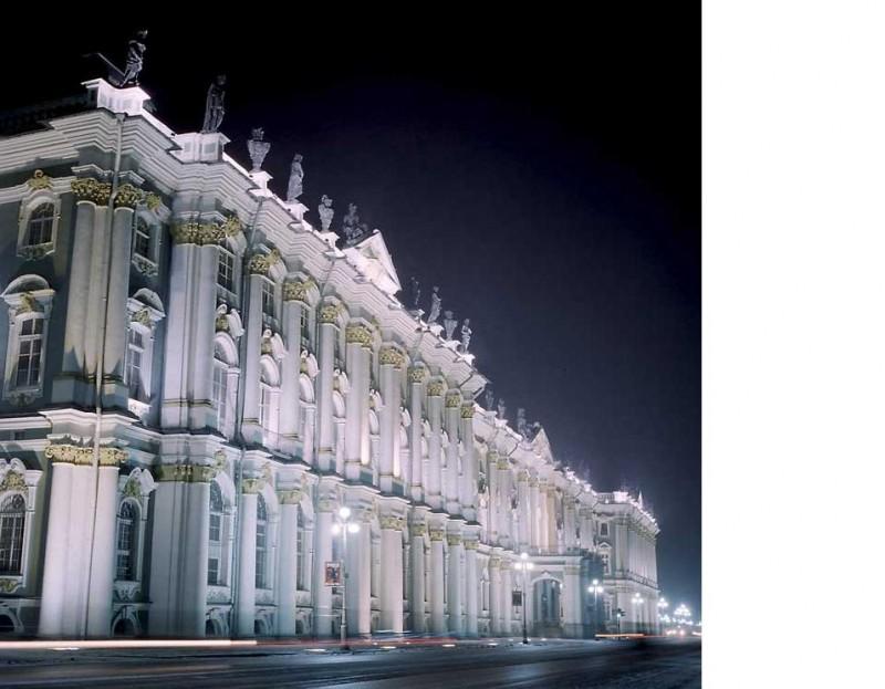 Мероприятие в центральной библиотеке Рубцовска: «Сокровища веков в Эрмитаже»